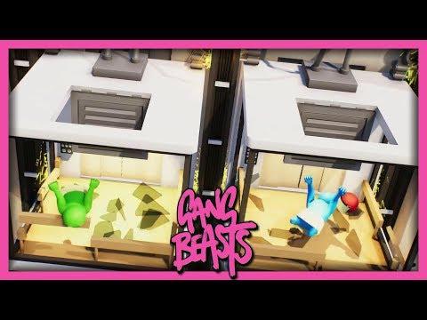 LA TOUR DE LA TERREUR ! | GANG BEASTS FR