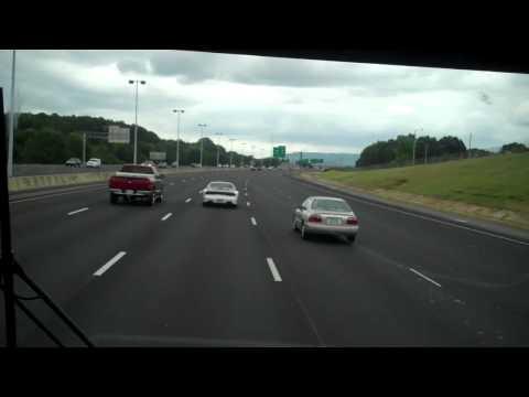 Along an Alabama Interstate