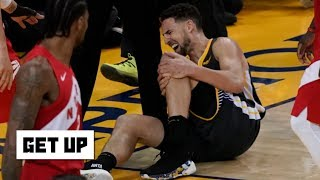 Download Klay Thompson's 'devastating' ACL injury won't impact his free agency – Woj | Get Up Mp3 and Videos