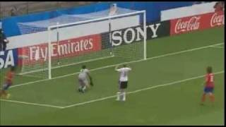 the world's dumbest penalty - FUNNY SOCCER MOMENT can't use your hands in football