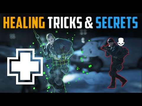 The Division | Healing Tips, Tricks & Secrets