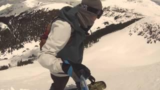 Independence Pass Backcountry Skiing & Snowboarding near Aspen, Colorado