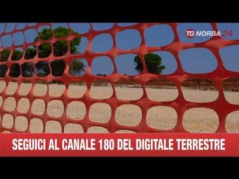 LECCE STOP AL CANTIERE DELLA STRADA  REGIONALE 8