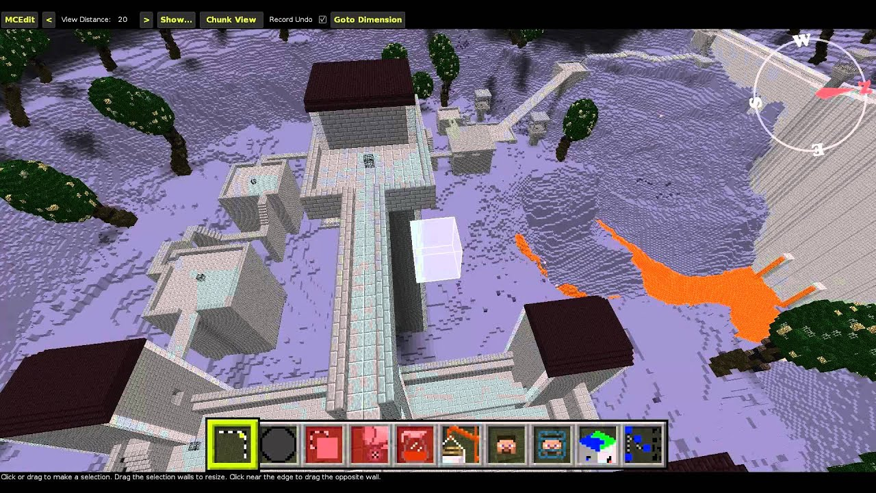 Minecraft Mapping with Vechs 18 Poke This Paul Part 9 ...