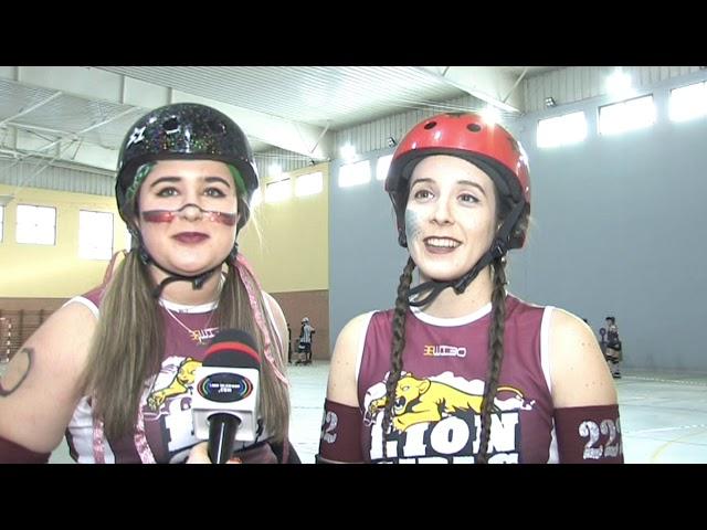 Las Lion Girls Roller Derby de León