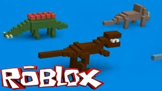 Dino Race! - ROBLOX Build a Boat for Treasure