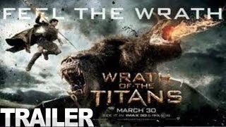Wrath of the Titans - Official Trailer #2