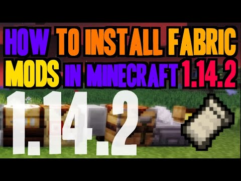 how-to-install-mods-in-minecraft-1.14.2---download-and-install-fabric-loader-&-mods-1.14.2