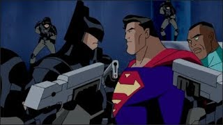 Batman Saves Justice League