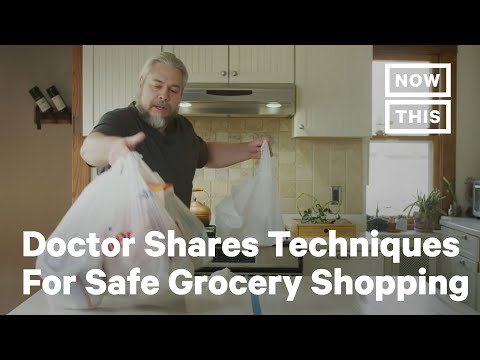 How to Safely Grocery Shop During Coronavirus | NowThis