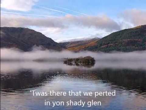 Loch Lomond (with Lyrics) by Marie Morrisey, 1917