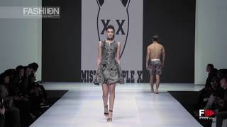 MISTER TRIPLE X Mercedes Benz Fashion Week SS 2017 China by Fashion Channel