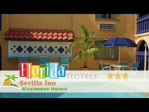 Sevilla Inn - Kissimmee Hotels, Florida