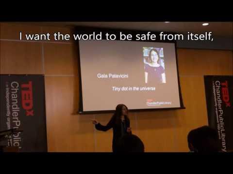 Paragon Science Academy - Gala Palavincini at TEDx 2016