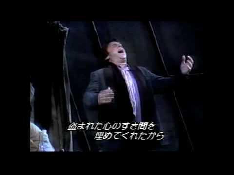 Neil Rosenshein in an excerpt from La bohème on YouTube (1988).