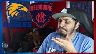 AFL Preliminary Final 2018: West Coast v Melbourne Live Reaction