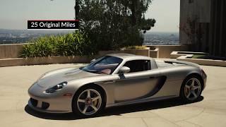 2004 Porsche Carrera GT // Lot S83 // Mecum Monterey 2017 thumbnail