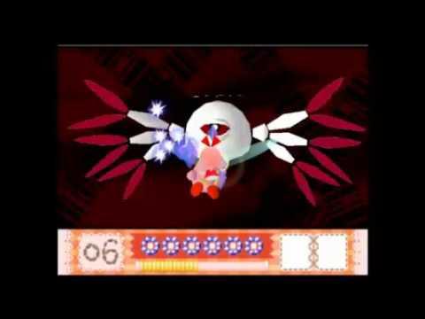 Kirby 64 FINAL BOSS: Zero Two