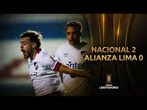 Club Nacional Alianza Lima Goals And Highlights