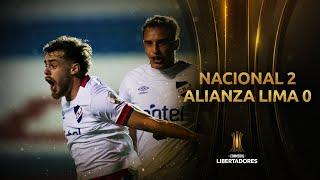 Nacional vs. Alianza Lima [2-0] | RESUMEN | Fase de Grupos | CONMEBOL Libertadores