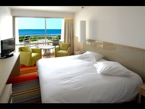 hotel la grande motte hotel les corallines 4 etoiles la plage de montpellier golfe du lion. Black Bedroom Furniture Sets. Home Design Ideas