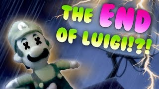 THE END of Luigi?! - Cute Mario Bros.