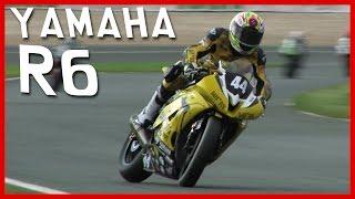 Essai YAMAHA YZF R6 : Une moto taillée pour l'attaque ! (English Subtitles)