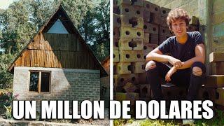 ¿Qué hice con el millón de dólares del SISMO? México se levanta. / Juanpa Zurita