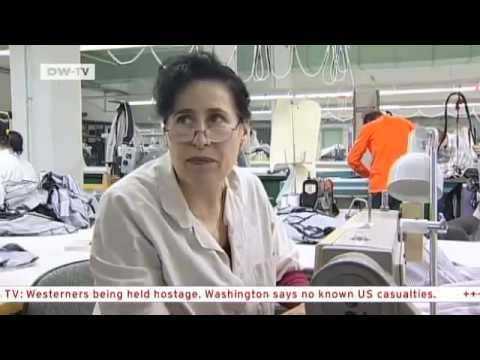 European Journal | Macedonia: Stip's Seamstresses Run Out of Work