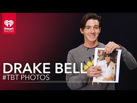 Drake Bell Looks Back On Drake and Josh Photos  Exclusive