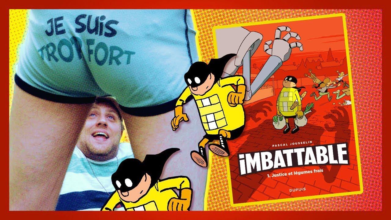 Bien connu IMBATTABLE ! Le vrai super-héros de la BD - YouTube UD92