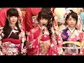 "AKB48グループ32人が新成人に 入山杏奈「私たちは""遅咲き世代""」 成人式記念撮影会"