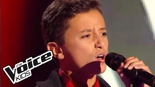 The Voice Kids 2015 | Mehdi - Girl on Fire (Alicia Keys) | Blind Audition
