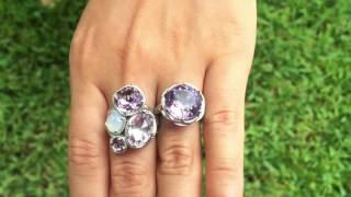 Here's some purple rain for you today brought to you by Tacori!