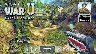 World War 2 - Battle Combat FPS Gameplay (Android/IOS) screenshot 5