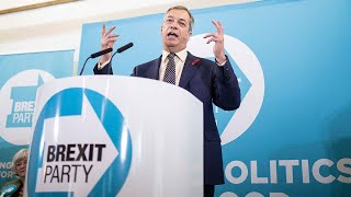 Watch again: Nigel Farage stands down hundreds of Brexit Party candidates