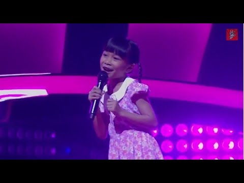 The Voice Kids Thailand - มินา - รักคือฝันไป - 15 Feb 2015