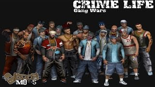 Crime Life: Gang Wars - Уличные войны - Прохождение #1 [Неприкасаемые]