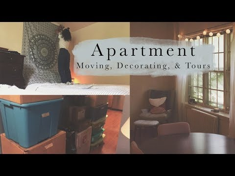 Moving, Decorating, & Tours | My Apartment