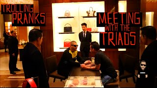 Meeting With The Triads | Prank thumbnail