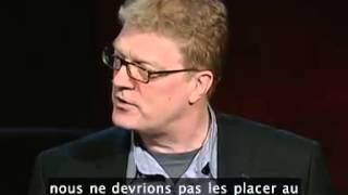Ken Robinson nous dit en quoi l'école tue la créativité