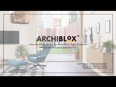 Prefabricated Modular Home | ArchiBlox  – The Age Domain Interview