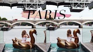 My Trip to Paris & Saying Goodbye | LILY LIKE VLOG #10