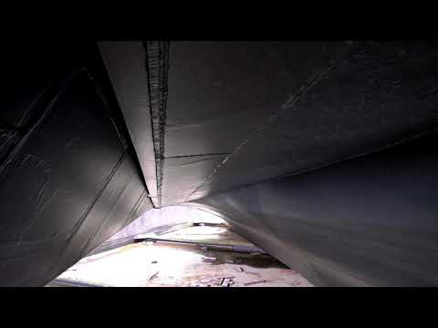 Van der Velden® FLEX Tunnel by Damen Marine Components