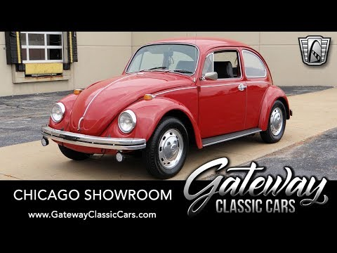 1968 Volkswagen Beetle - Gateway Classic Cars #1683 Chicago