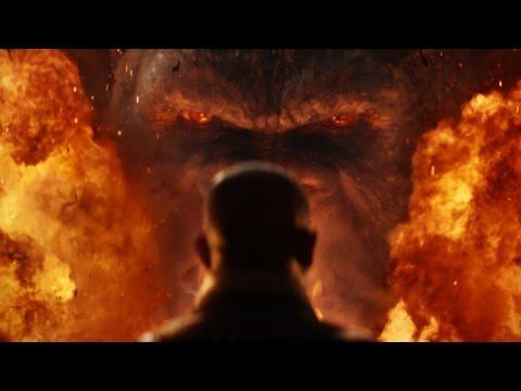 Kong: A Ilha da Caveira - Reino (15) | 9 de Março nos Cinemas