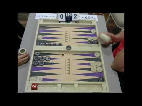2017 Istanbul Open Main Last 16 - Akihito Yokose (JAP) vs Cüneyt Argun Genç (TR)