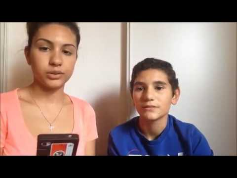 Q & A  / Alessia Cara  With her Brother