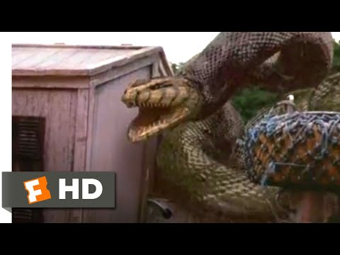 Anacondas 2 (2004) - Snake on Board Scene (3/10) | Movieclip