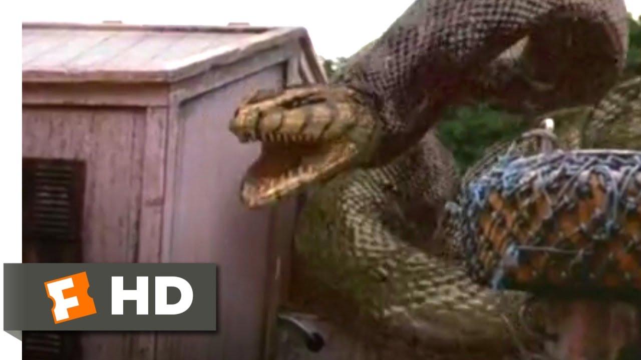 Download Anacondas 2 (2004) - Snake on Board Scene (3/10)   Movieclips